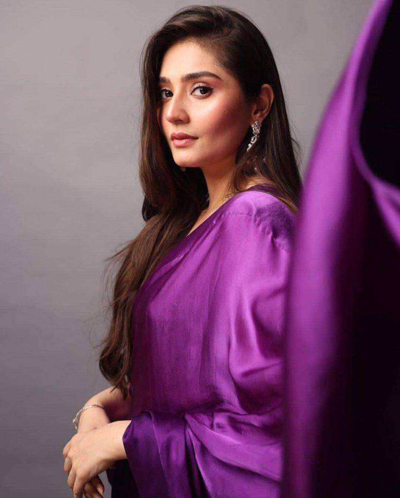 Dur-e-Fishan Saleem At Lux Style Awards