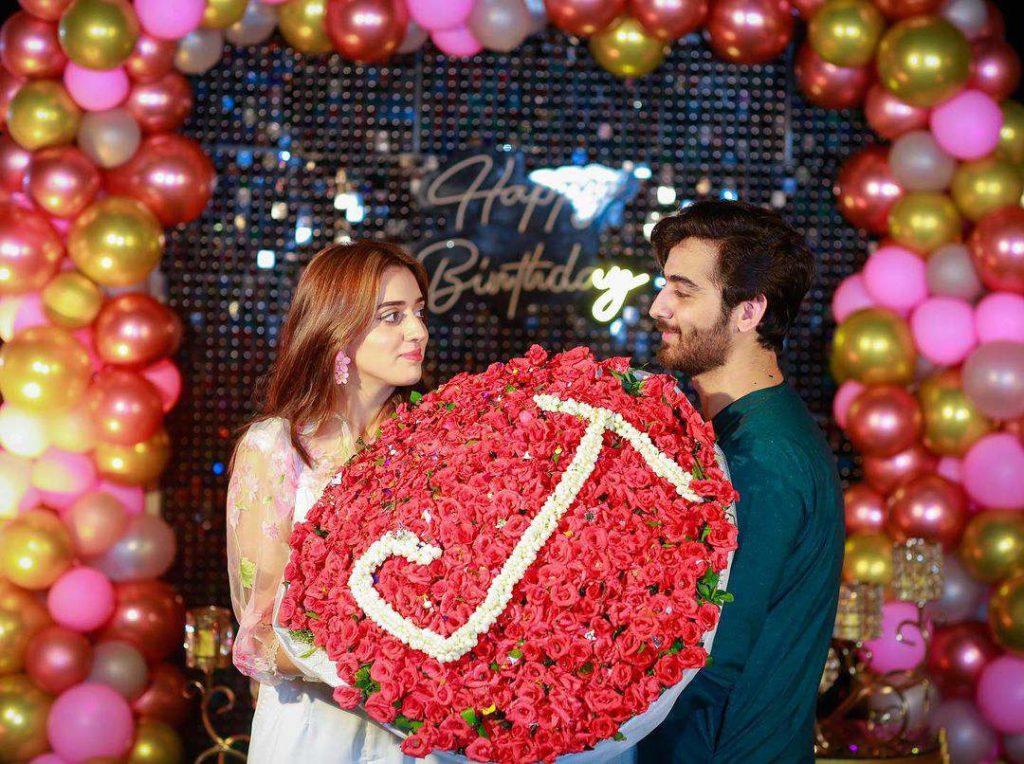 Jannat Mirza Birthday Party '' No Gift No Entry''
