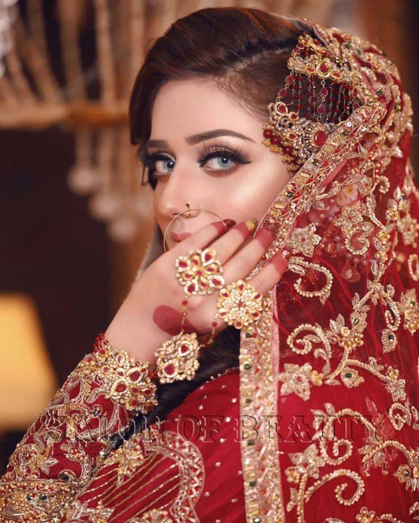 Jannat Mirza Bridal Shoots