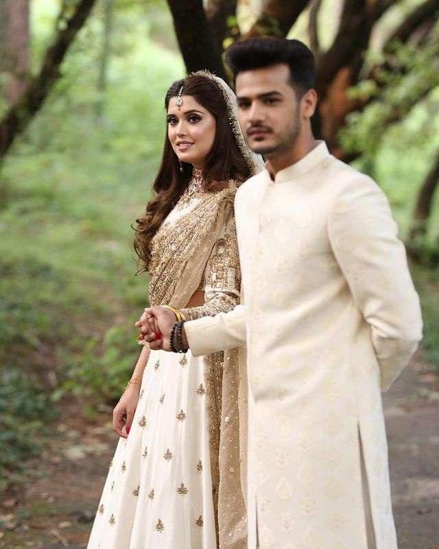 Kanwal Aftab And Zulqarnain Sikandar Pair Up For A Bridal Shoot