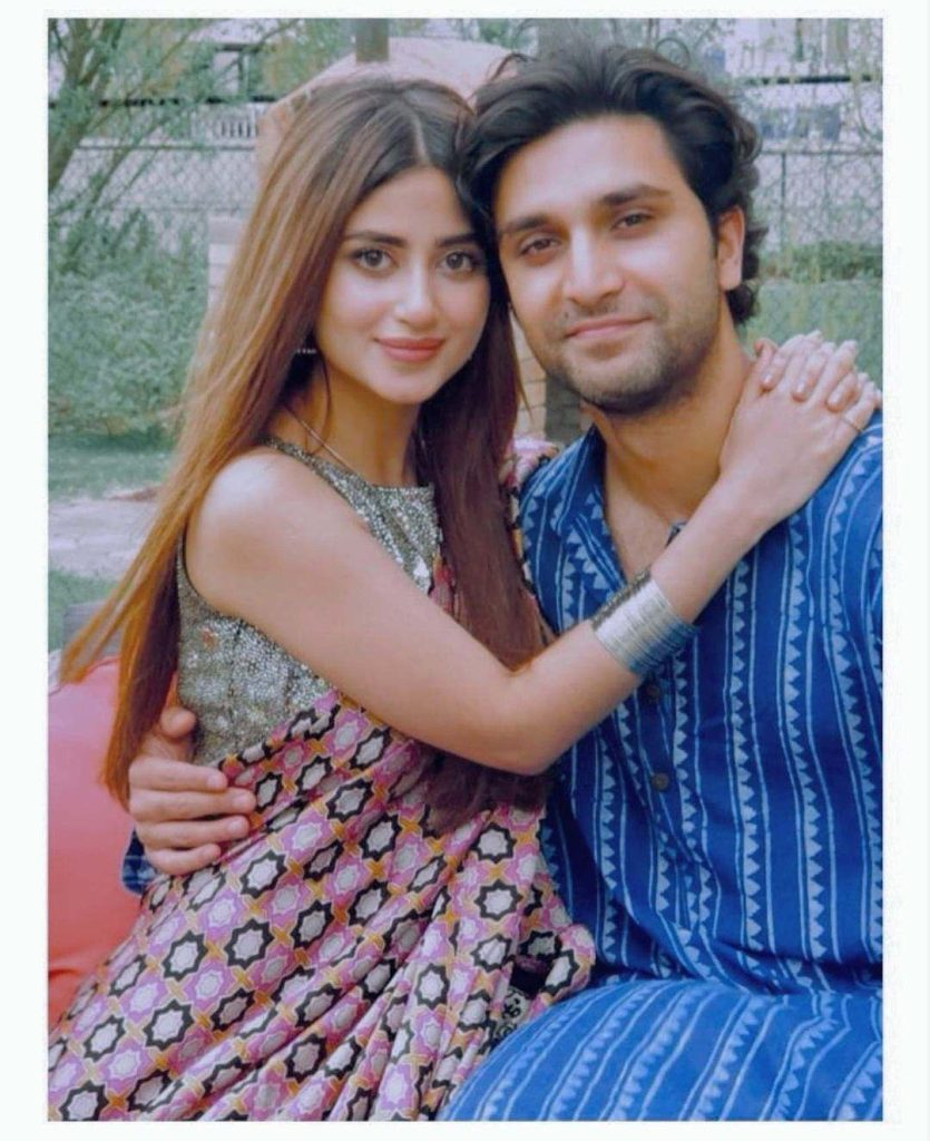 Ahad Raza Mir Just Confirmed That Sajal Is Not Pregnant