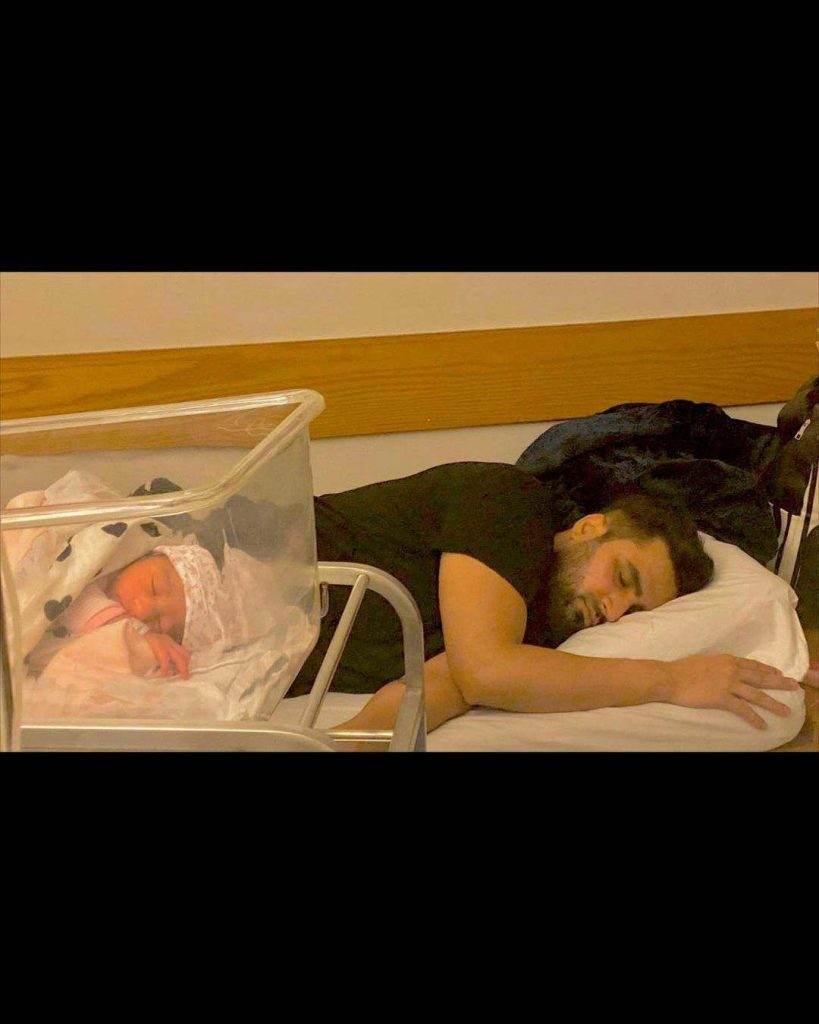 Sarah Khan, Falak Shabir release daughter Alyana's video