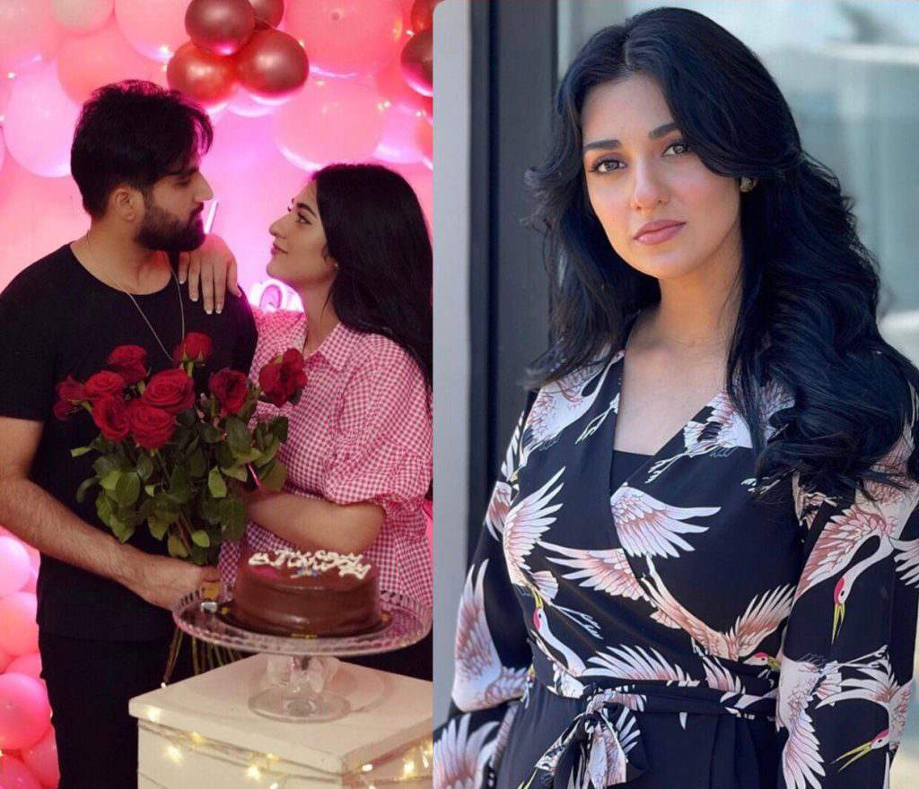 Actress Sarah Khan Blessed With A Baby Boy