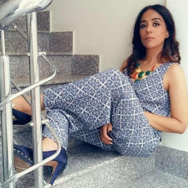 IN PICS: Yasra Rizvi shares bitter reality of her society