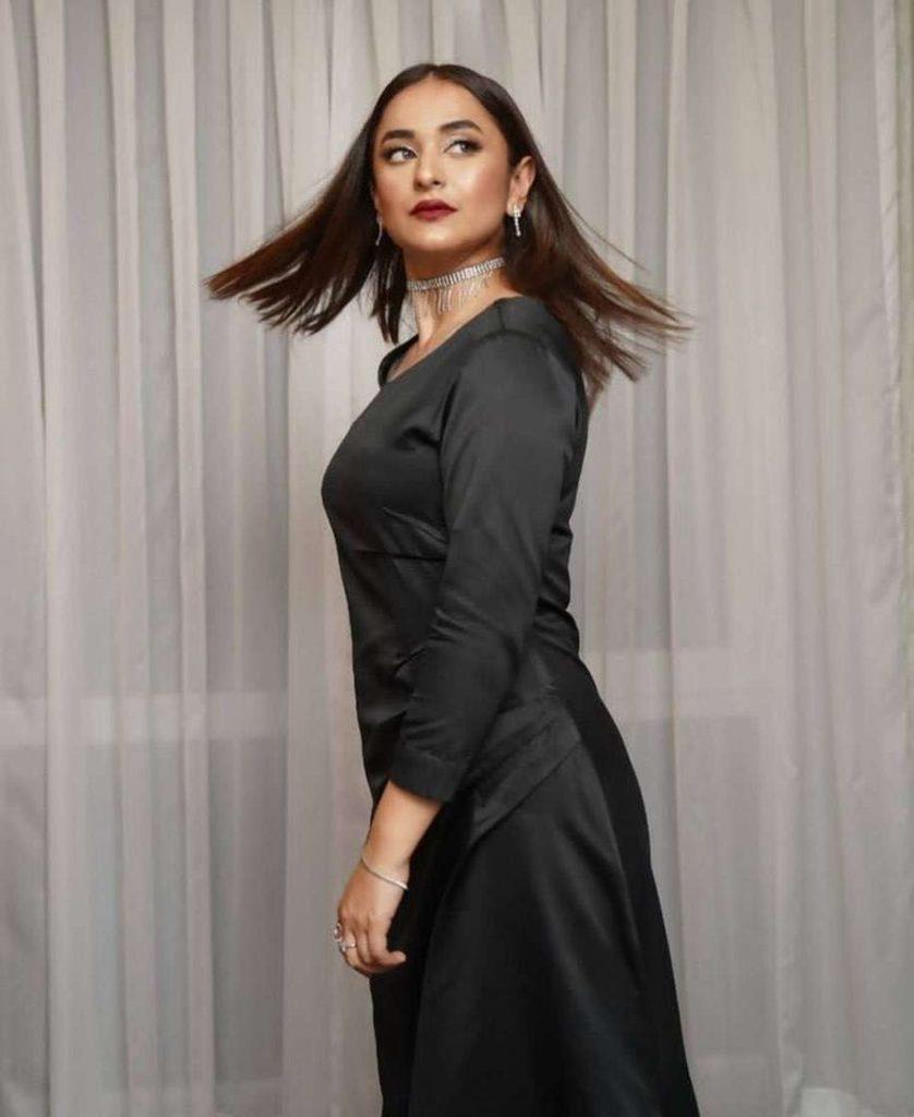 Yumna Zaidi Stuns At The Lux Style Awards 2021